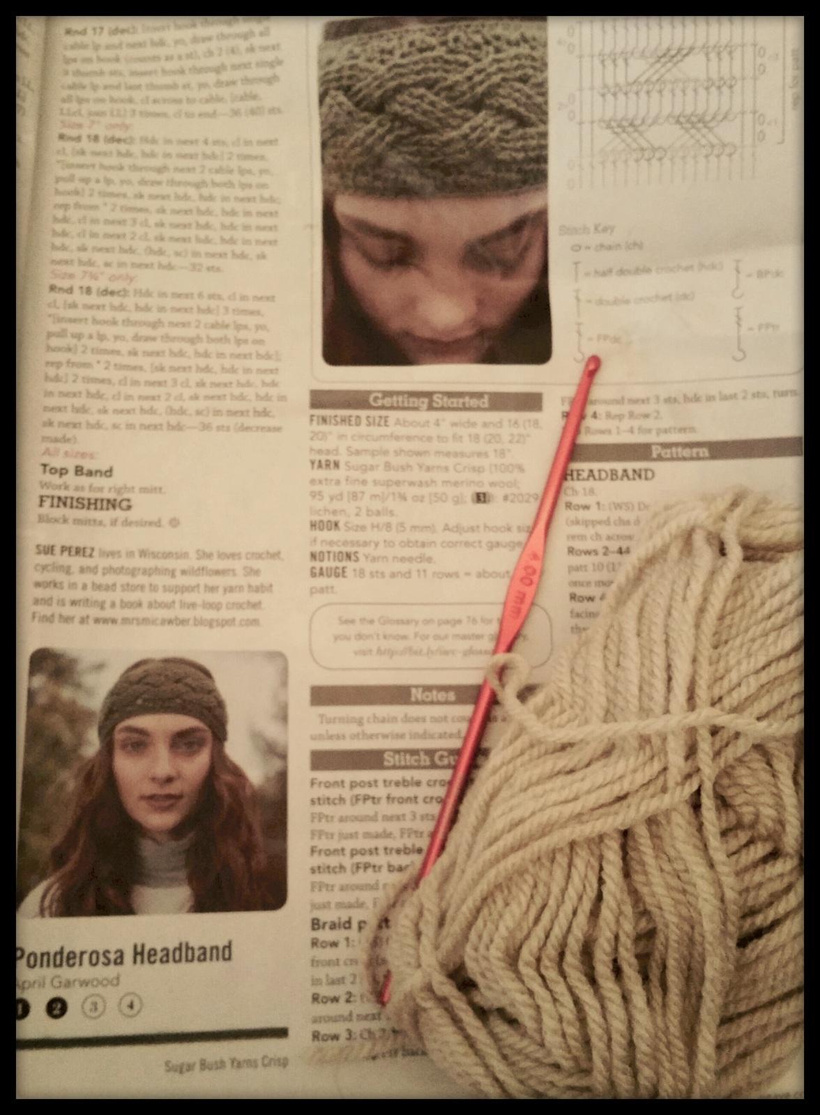 Ponderosa Headband