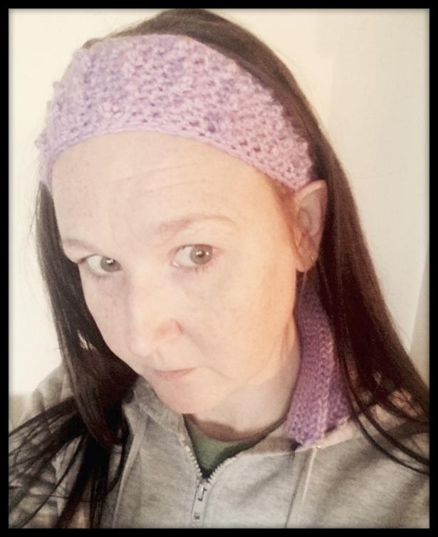 Textured Headband 2