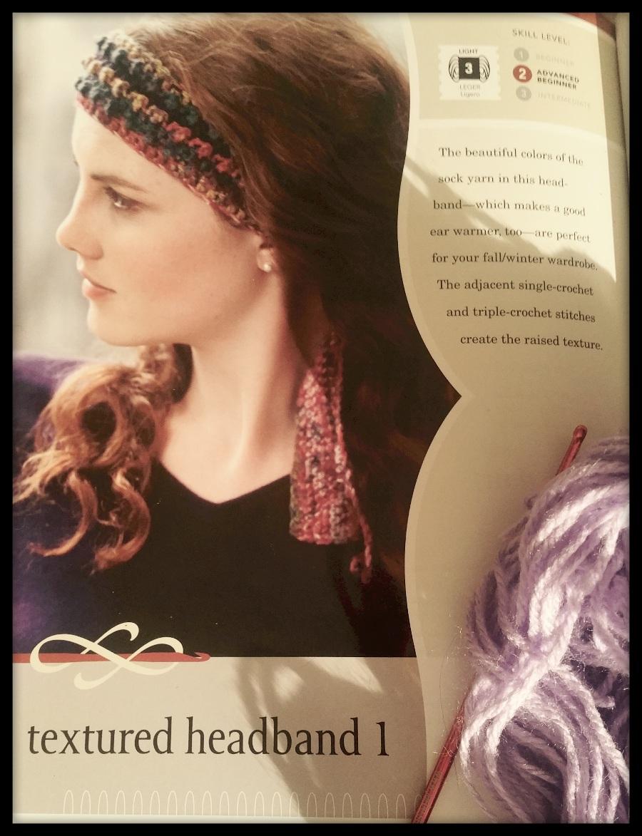 Textured Headband 1