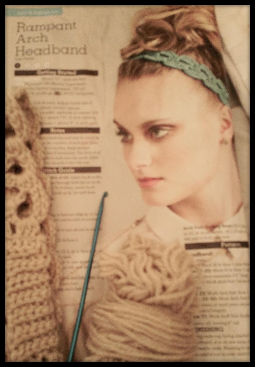 Rampant Arch Headband