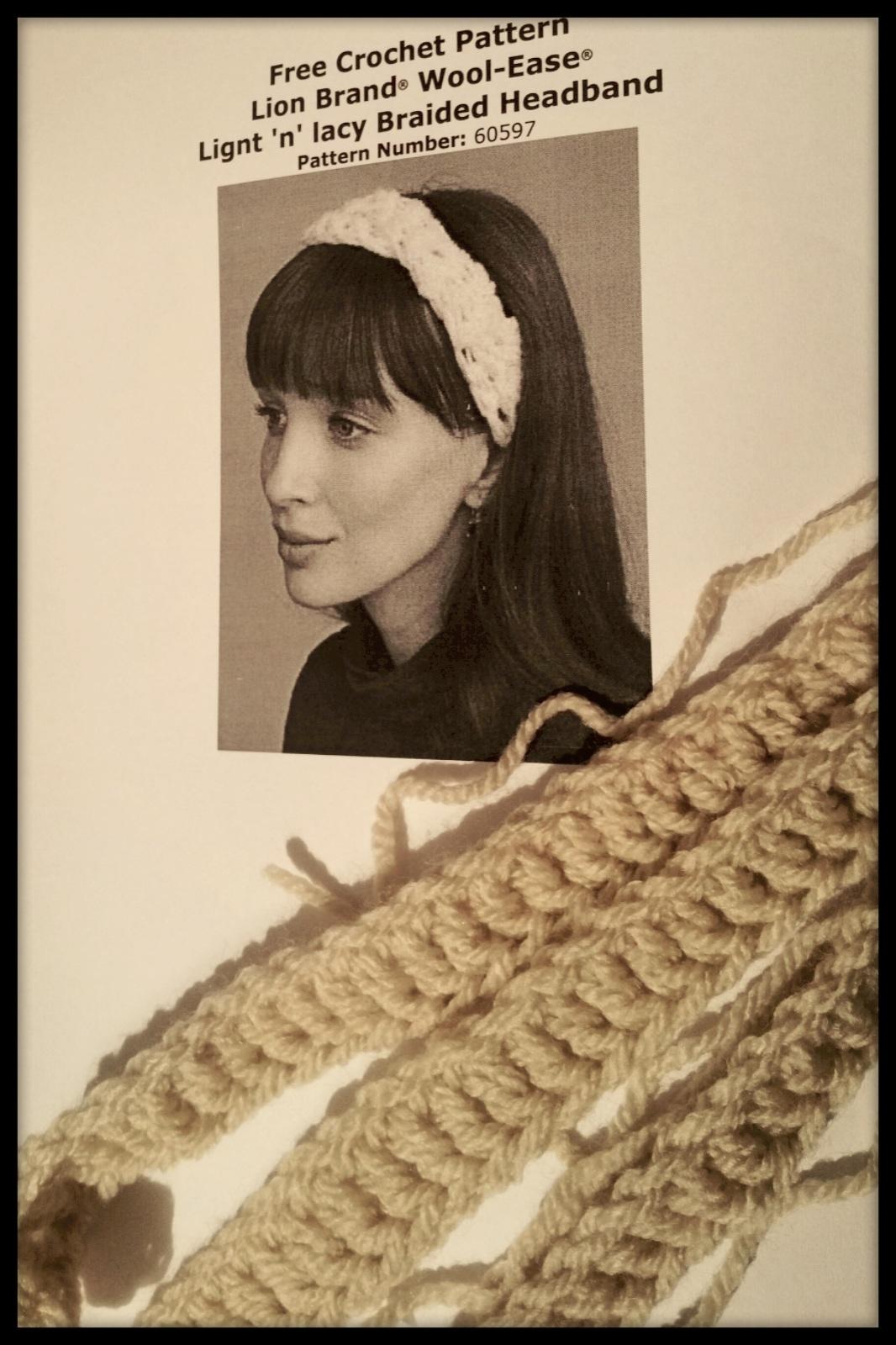 Light 'n' Lacy Braided Headband